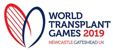 World Transplant Games 2019 logo