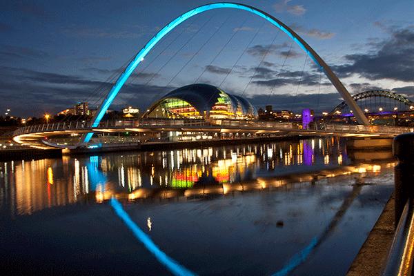 Gateshead Quays