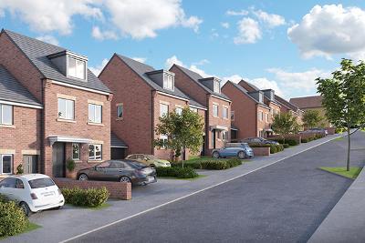 new houses for gateshead