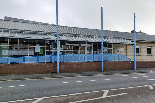Birtley Library exterior
