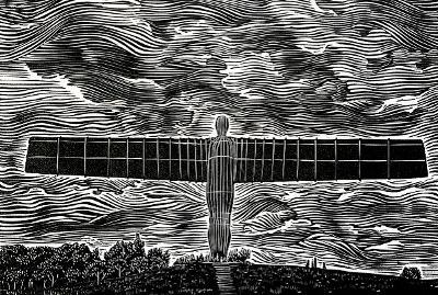 Angel exhibition