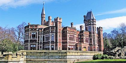 Saltwell Towers wedding venue