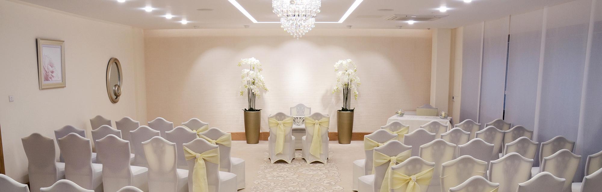 Ravensworth Suite wedding venue, Gateshead