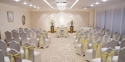 Ravensworth Suite wedding venue, Gateshead