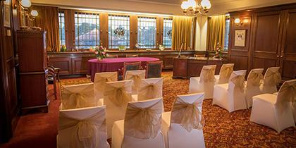 The Mayor's Parlour wedding venue Gateshead