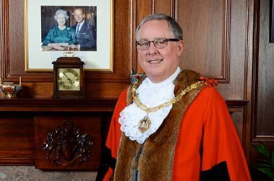 Mayor Michael Hood