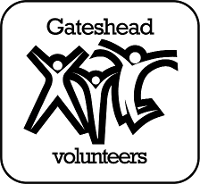 Gateshead Volunteers logo