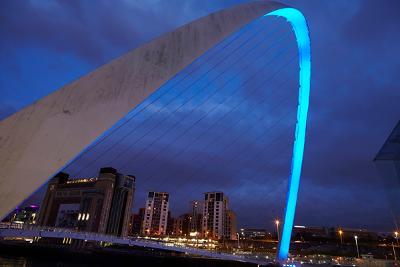 GMB blue