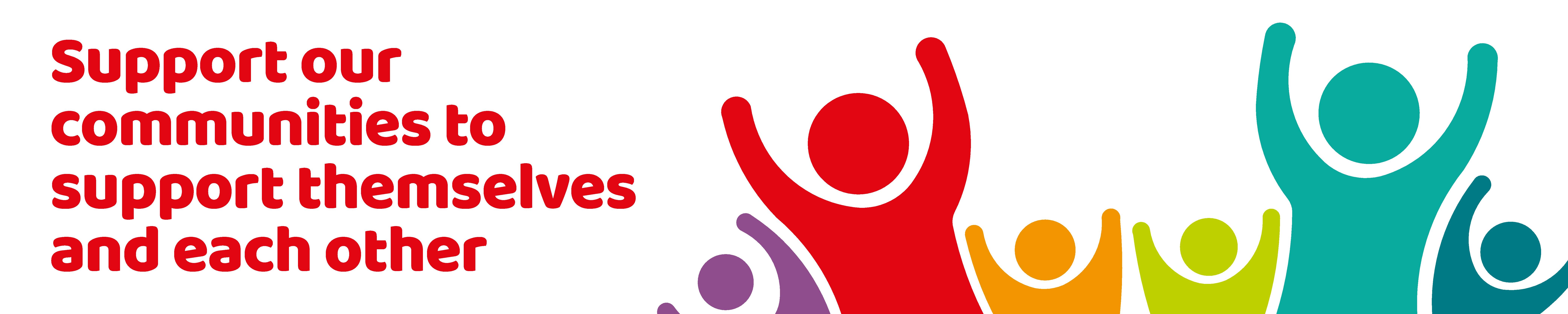 Community header