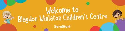 Welcome to Blaydon Winlaton Children's Centre