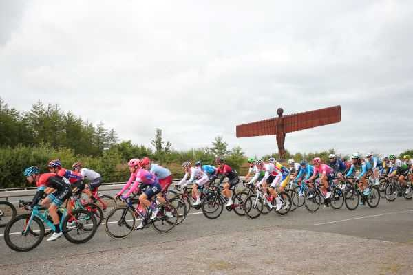 Tour of Britain Angel of the North
