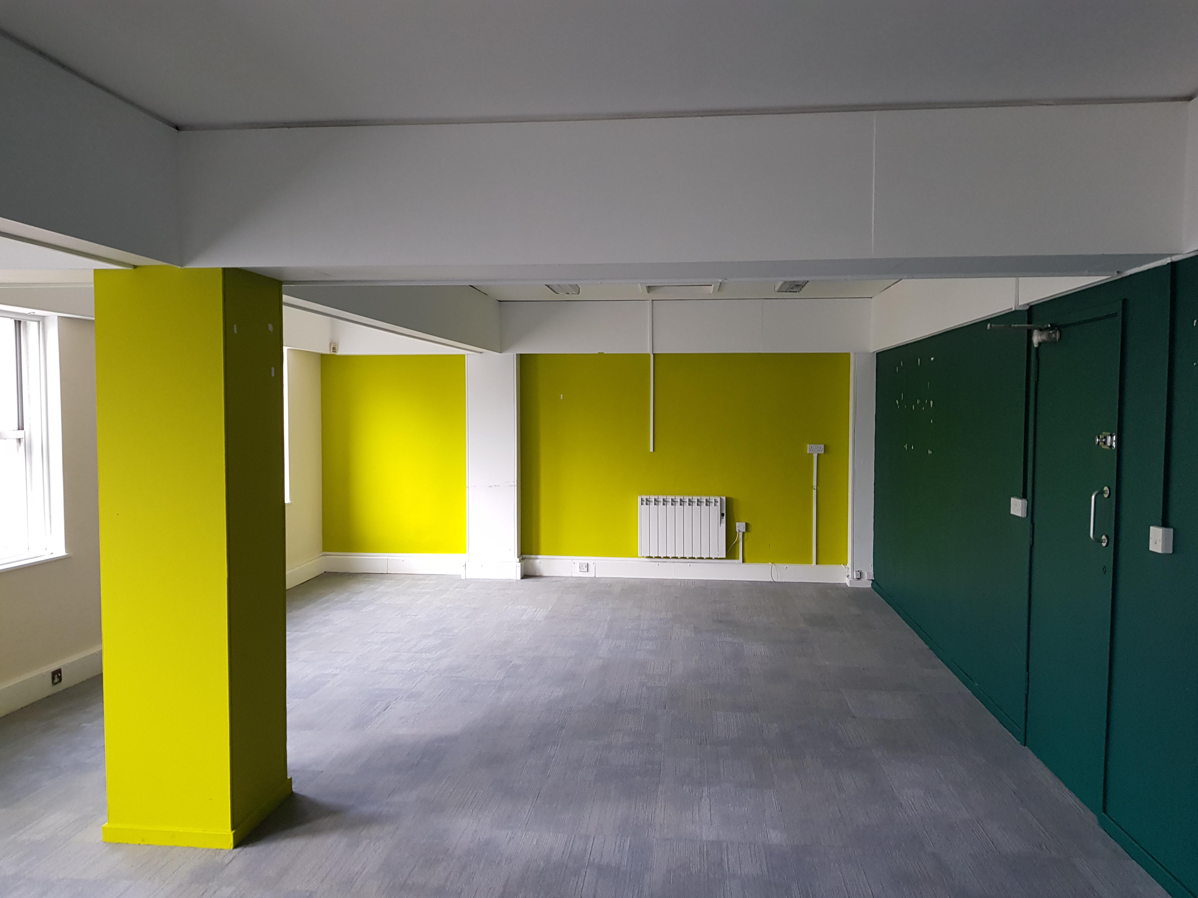 St Marys Green -  office 1 interior 2