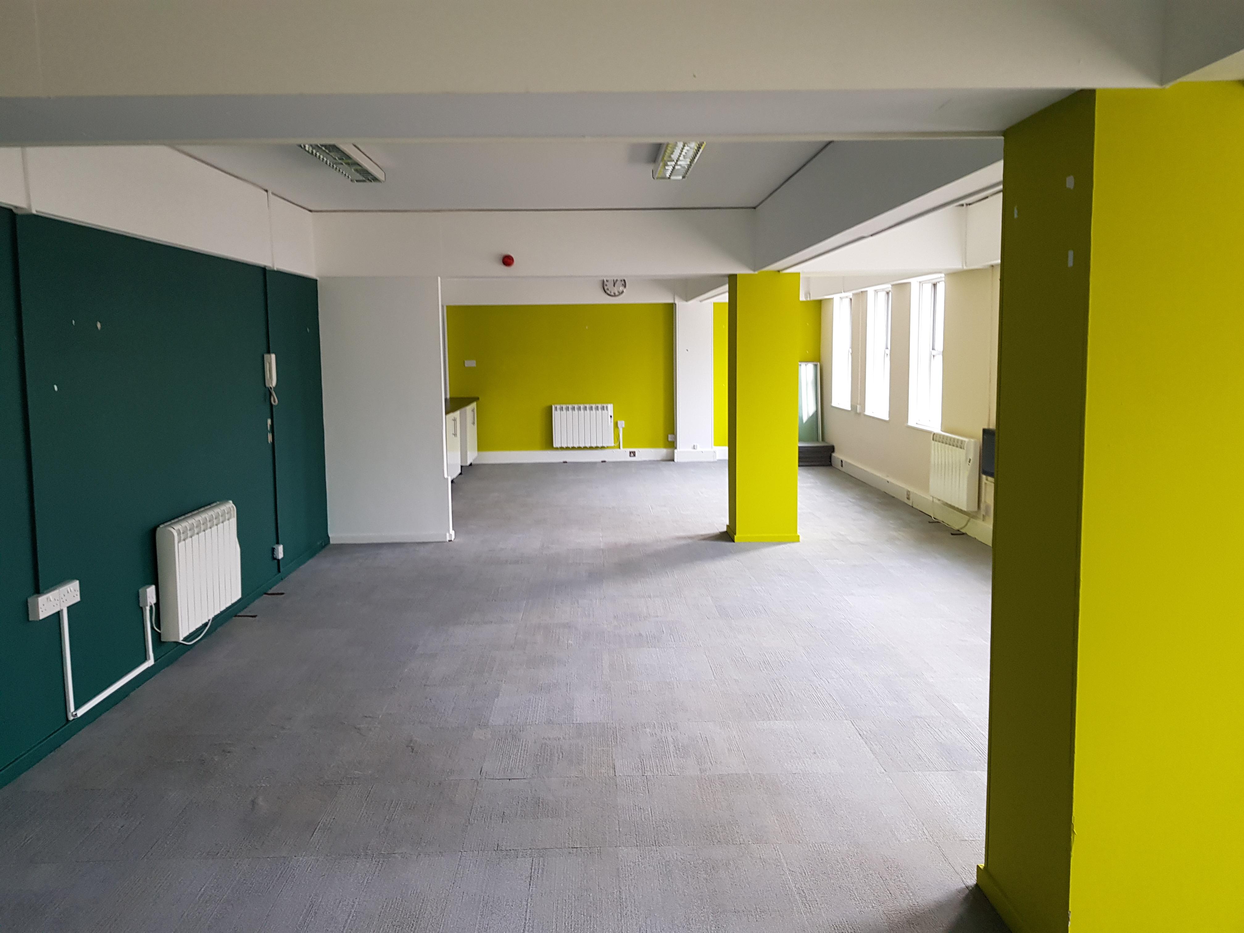 St Marys Green - office 1 interior