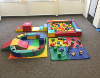 Soft play package under 1