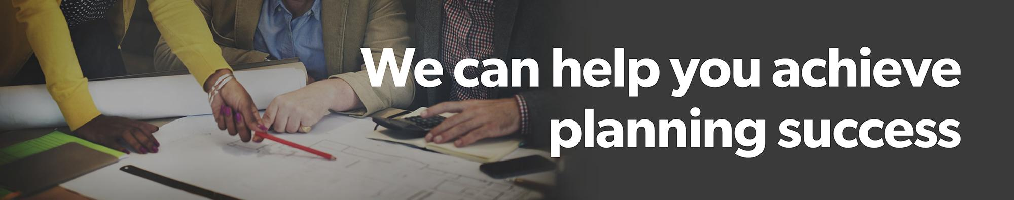 Planning Support Service