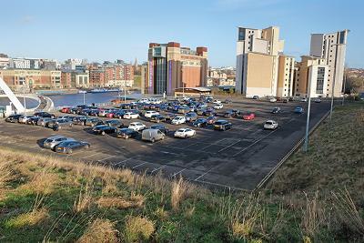 Gateshead Quays Car Park Closure