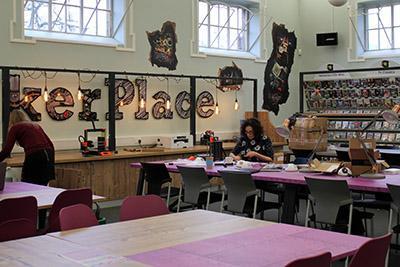 Gateshead Libraries Makerplace
