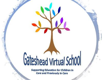 Logo for Gateshead Virtual School