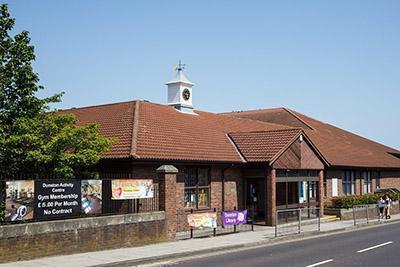 libraries--Dunston