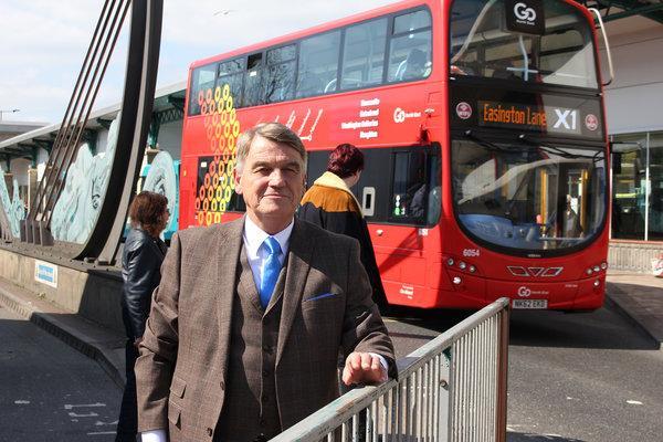 Martin Gannon at Interchange