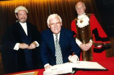 George Gill CBE
