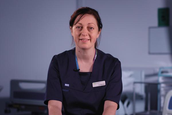 Dr Ruth Sharrock