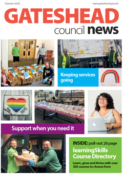 Council News summer 2020 front page