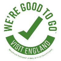 Good to Go England Logo