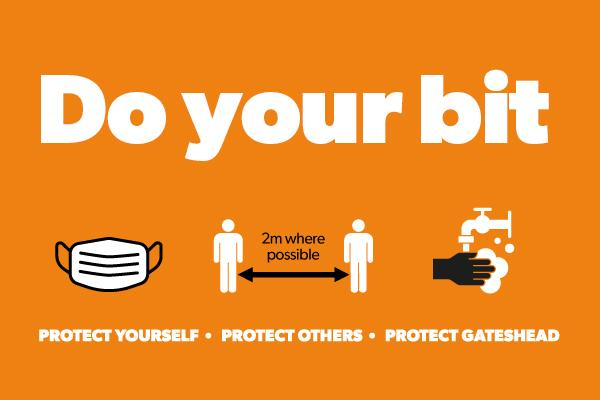 Do your bit graphic