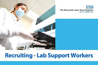 jobs NHS covid support hub in Gateshead
