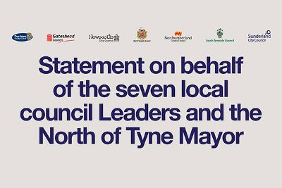 Leaders and mayor statement
