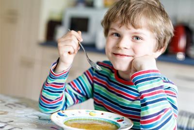 School meals half term