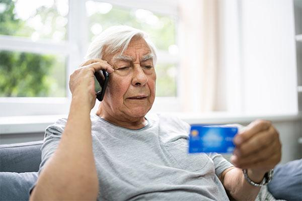 Fraud elderly