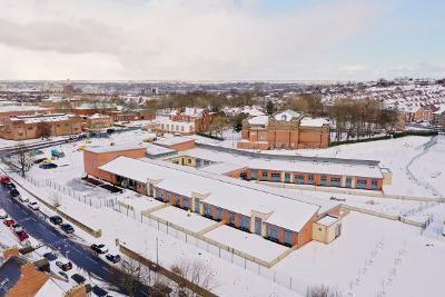 New Gibside School