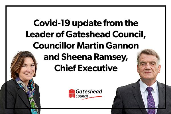 Council Leader and CEO write open letter to residents declaring intention to prioritise Covid-19 response