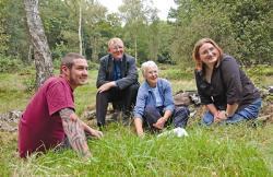 Countryside volunteers group