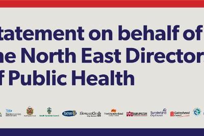 Public Health directors statement vaccine safety