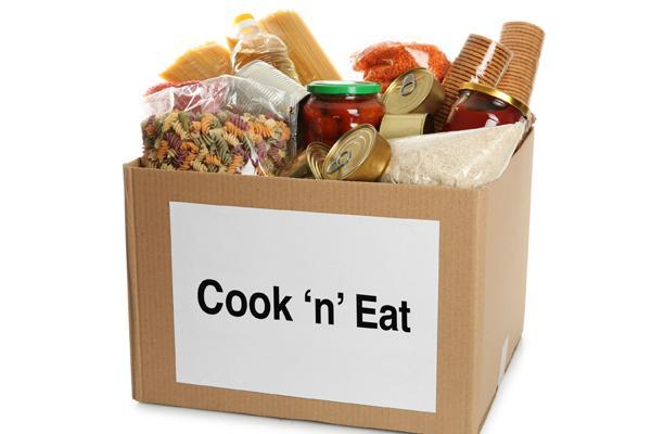 Easter cook n eat box
