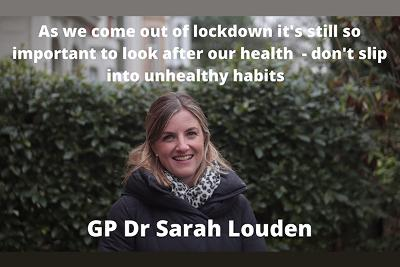 Dr Sarah - drinking release