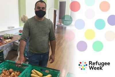 Moussa Refugee Week 2021
