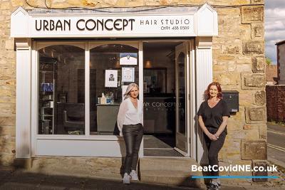 Urban Concept Hair Salon - KTNEO