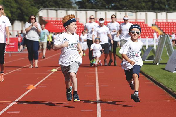 Image of Gateshead Harriers Athletics Holiday Camp