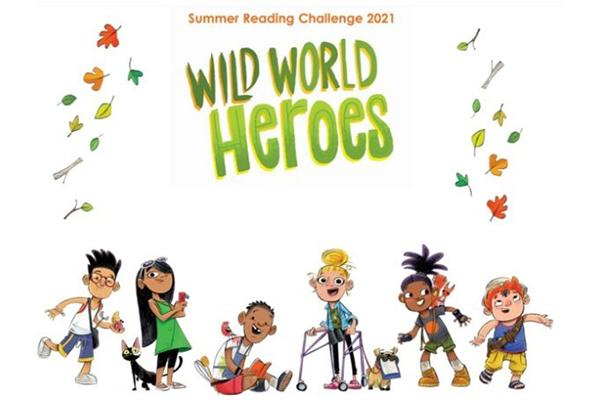 Image of Summer reading challenge