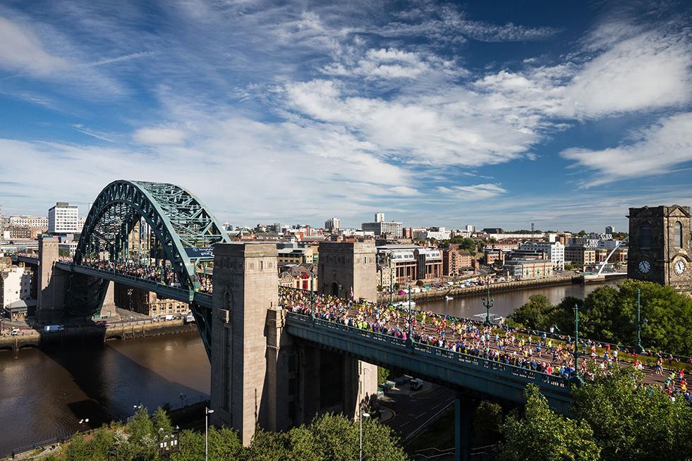 Great North Run 2019
