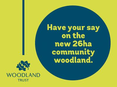 Woodland Trust drop in