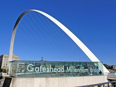 Gateshead Millennium Bridge funding