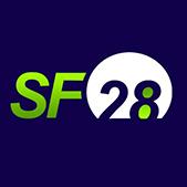 Smoke Free 28 logo
