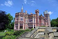 Saltwell Towers exterior