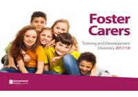 An image relating to Foster carer training