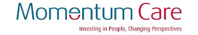 Momentum Care logo